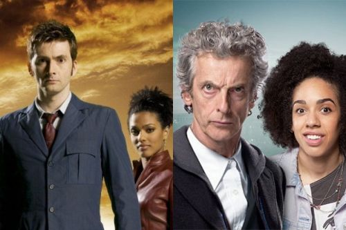 Vote for the best Doctor Who series of the modern era - Group 3
