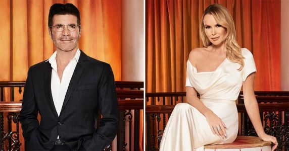 Amanda Holden warns Simon Cowell weight loss has brought back his 'evil side' on Britain's Got Talent