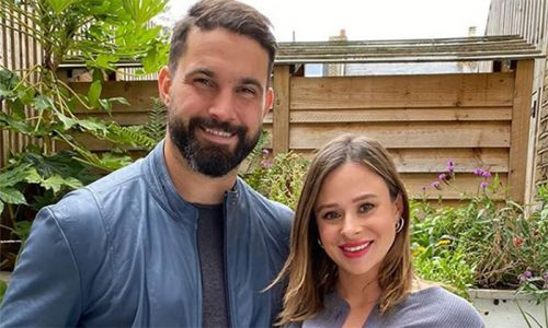 Love Island's Camilla Thurlow and Jamie Jewitt welcome baby daughter - find out the adorable name