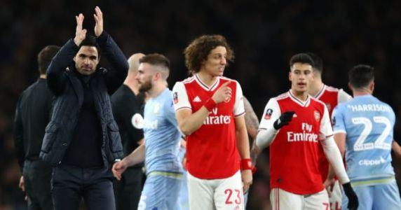 Arteta knows exactly what Arsenal need to become top-four side again