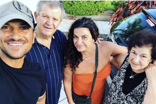 Peter Andre pines for his parents as he celebrates 48th birthday in lockdown