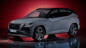 New sporty Hyundai Tuscon N Line joins line-up