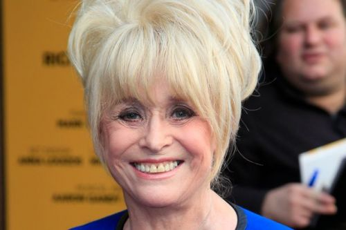 Barbara Windsor gets emotional tributes from EastEnders stars while in care home