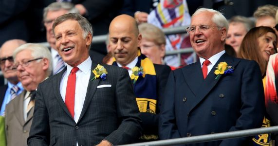 Why would Liverpool, Man Utd, Arsenal owners stay?