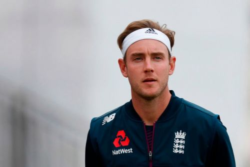 England bowler Stuart Broad 'angry and gutted' after being left out of first West Indies Test
