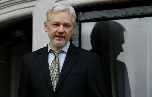 Julian Assange has been told by Swedish prosecutors the rape investigation into him has been dropped