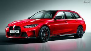 New 2022 BMW M3 Touring officially confirmed
