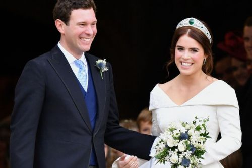 Princess Eugenie's father-in-law , 71, 'in intensive care with coronavirus'