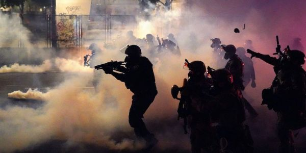 How to identify the militarized Feds the Trump administration deployed to crackdown on protests