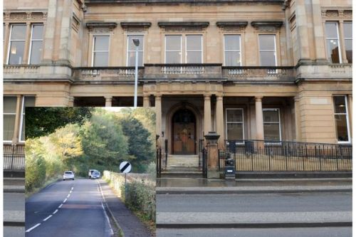 Drink-driver smashes car into wall causing pal to need plastic surgery