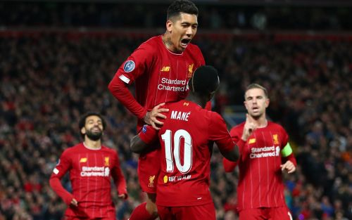Liverpool players dominate Ballon d'Or shortlist