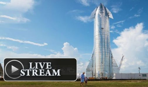 SpaceX Starship launch LIVE stream: How to watch Starship's first 15km launch online