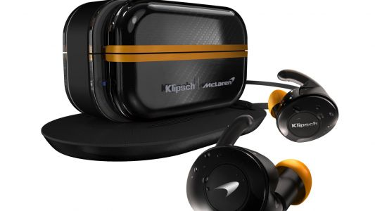 Klipsch introduces McLaren Sport wireless in-ears, Klipsch Sport, T5 II True Wireless