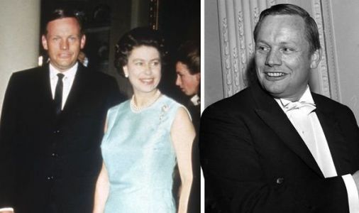 Neil Armstrong's royal blunder revealed: How the NASA astronaut stunned the Queen in 1969