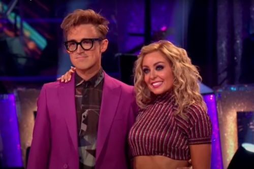 Strictly celebs rally around Tom Fletcher and Amy Dowden as they miss shows due to Covid
