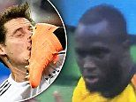 Things you missed from World Cup day 10: Rudy takes face full of boot
