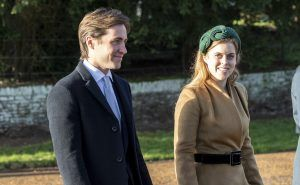 Princess Beatrice talks about how fun her secret wedding was for the first time