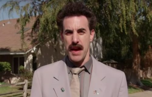 'Borat 2' to be released on Amazon Prime ahead of US presidential election
