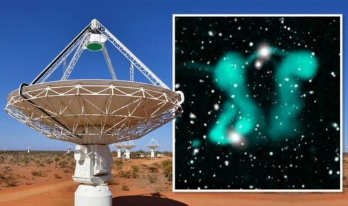 Astronomers baffled by 'dancing ghosts' spotted in space: 'Never seen anything like it'