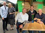 Mike Tindall announces he's going on tour with James Haskell and Alex Payne