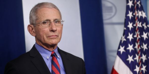 Dr Fauci: security reportedly expanded as infectious disease expert faces threats