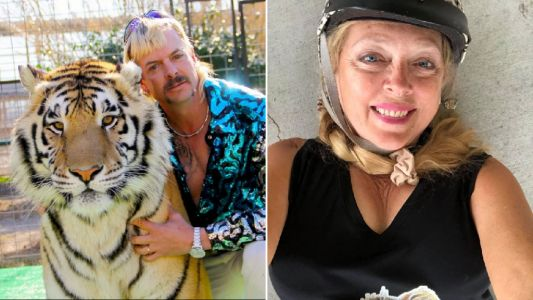 Tiger King's Joe Exotic 'asked TV producer to kill rival Carole Baskin' as feud got out of hand
