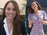 'Professional' Kate Middleton is adopting a smart business style in sharp blazers