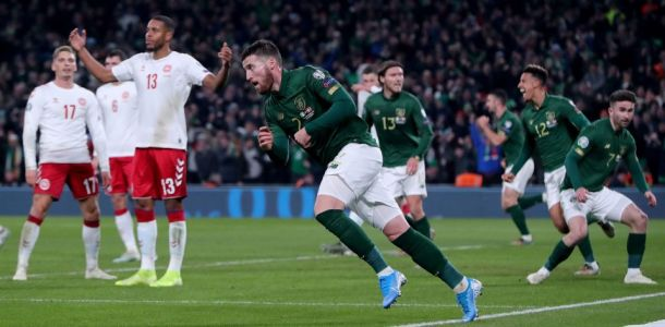 Danish jinx hits again as McCarthy's men miss automatic spot at Euro 2020 despite late Doherty equaliser