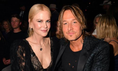 Nicole Kidman shares photo of emotional family reunion in Australia after heading there with Keith Urban and daughters