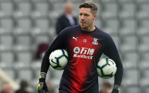 Roy Hodgson says Wayne Hennessey is 'desperate' to learn more about the Nazis