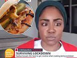 Nadiya Hussain shares tips on cooking without waste including eating the PEEL of the banana