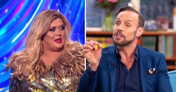 Dancing On Ice star Gemma Collins 'won't be told off for Jason Gardiner row so she doesn't get upset'