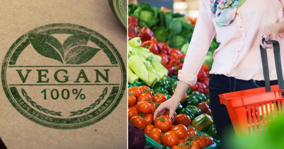 One in four new food products is vegan despite only 1% of people on the diet