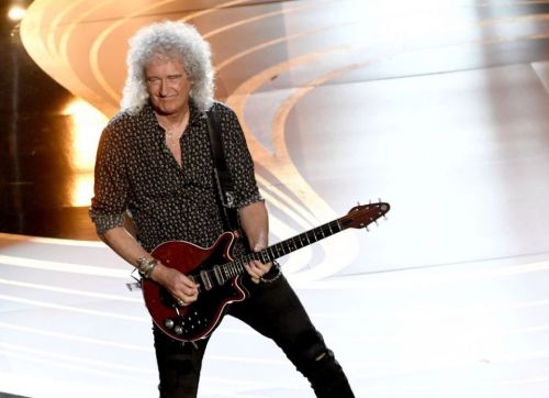 Brian May, 72, suffers heart attack and is rushed to hospital in 'agony', Queen guitarist reveals