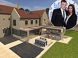 Jamie and Rebekah Vardy get go-ahead for outdoor dining area and bar