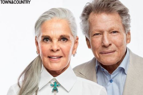 Ali MacGraw and Ryan O'Neal, stars of Love Story, reunite 50 years on from flick