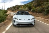 New Porsche Taycan Cross Turismo spied ahead of 2020 launch