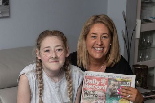 Scot with cystic fibrosis given miracle drug not yet available on NHS