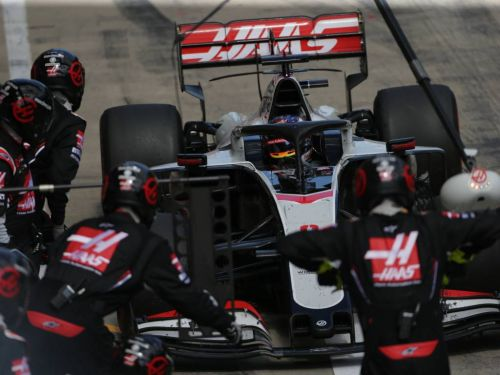 'A big chance' Haas were finished in 2020