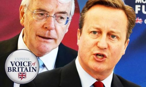 David Cameron's failures led to Brexit victory, say voters