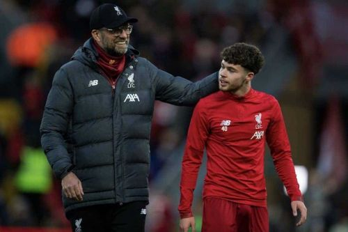 Jurgen Klopp hints at long-term role for Neco Williams as competition for Trent & Robbo