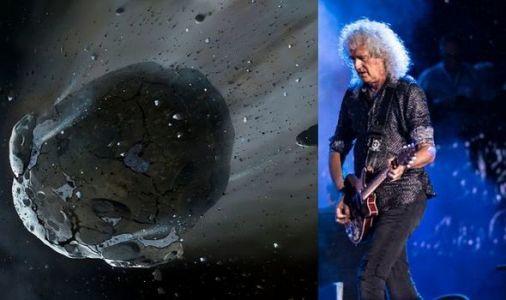 Asteroid news: Queen's Brian May teams up with ESA to study asteroid origins