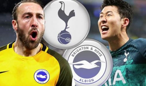 Tottenham vs Brighton LIVE: Team news CONFIRMED, Premier League table and fixtures