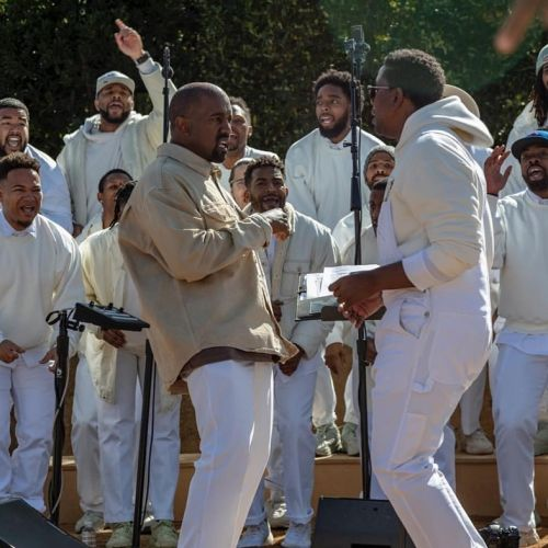 How to watch Kanye West's Sunday Service at Coachella