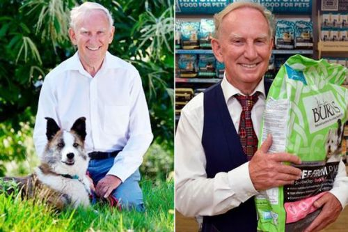 Man who launched business with £72 and sack of brown rice now worth £24million