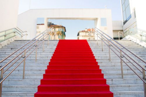 Discover Cannes' cinematic city art