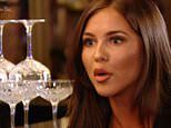 TOWIE:Shelby Tribble claims Pete Wicks went STRIP CLUB and sent 'disgusting' messages before split
