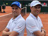 The Bryan Brothers at 41: American twins open up on injury hell and why bio-hacking has saved them