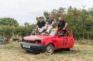 Dust or Bust: taking a £200 Nissan Micra grass-track racing